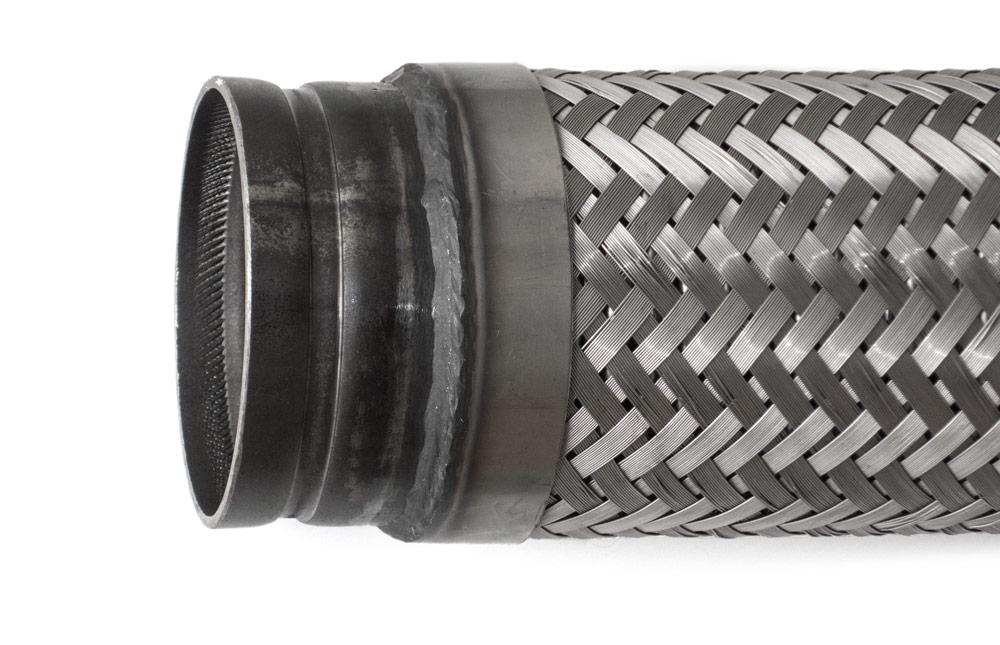 Flexibel stålslang